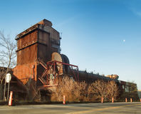 Steel mill Stock Photography