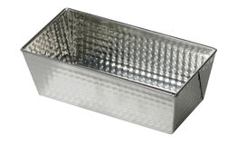 Steel mould cake Stock Photos