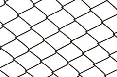 Steel net Stock Photography