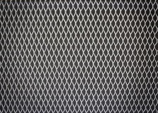 Steel net pattern for background Royalty Free Stock Images