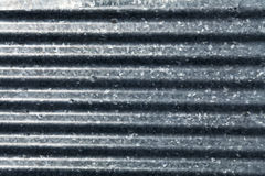 Steel ondulated background. Steel undulated closeup background texture Royalty Free Stock Photo