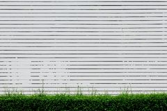 Steel painted white Royalty Free Stock Photo