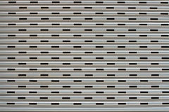 Steel panel background Royalty Free Stock Photos