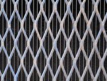 Steel panel filter. Stock Image