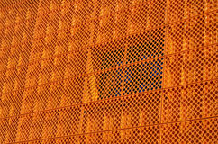 Steel pattern detail Stock Images