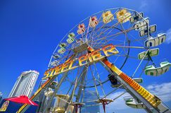 Steel Pier Stock Images