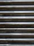 Steel Pipe Background. Steel Pipe for use in directors furniture Stock Images