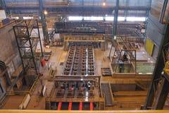 Steel Plant Stock Photography