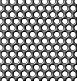 Steel plate. Expanded steel plate nice seemless background good for the web Stock Photography