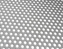 Steel plate background Stock Photography