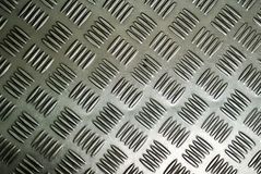 Steel plate background in soft light Royalty Free Stock Images
