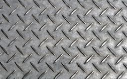 Steel plate texture Stock Photos