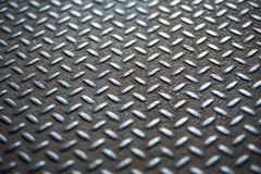 Steel plate texture. Dark metal background for hard industry Stock Photo