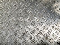 Steel plate texture Stock Photo