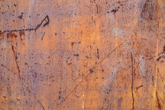 Steel plate - texture A001 Royalty Free Stock Photo