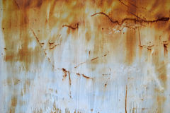Steel plate - texture A003 Stock Image