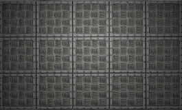 Steel Plates Background Stock Photography