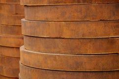 Steel product Stock Image