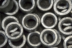 Steel products Royalty Free Stock Photos