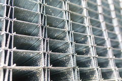 Steel profiles Royalty Free Stock Photo