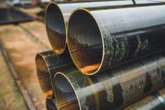 Steel profiles Royalty Free Stock Photo