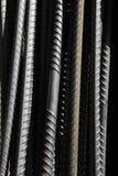 Steel rebar Royalty Free Stock Images