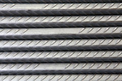 Steel rebar Royalty Free Stock Photography