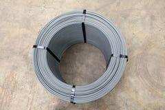 Steel rebar Stock Images