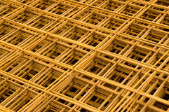 Steel reinforcement  Stock Photos