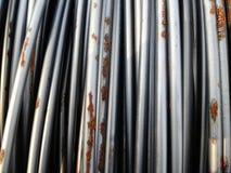 Steel reinforcement Stock Photos