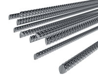 Steel reinforcement rods Stock Images