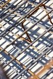 Steel reinforcement Stock Images