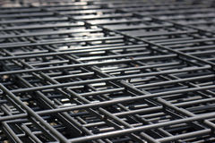 Steel Reinforcing Bar  in thai Royalty Free Stock Images