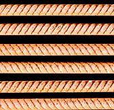 Steel rod Royalty Free Stock Photo