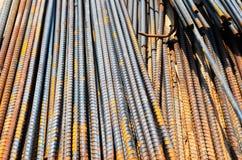Steel rod Royalty Free Stock Photo