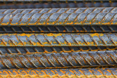 Steel rod Royalty Free Stock Photography