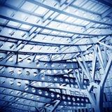 Steel roof Stock Photos