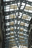 Steel Roof Structure Royalty Free Stock Image