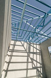 Steel Roof-18 Stock Photography