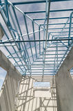 Steel Roof-33 Stock Images