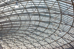 Steel Roof Structure Stock Photos