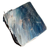 Steel sample Royalty Free Stock Images