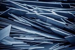 Steel scrap Royalty Free Stock Photos