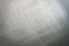 Steel scratchy background Royalty Free Stock Photos