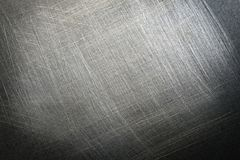 Steel scratchy background Royalty Free Stock Photography