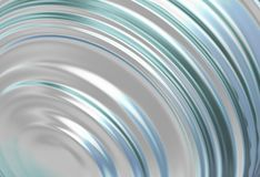 Steel Sheen Silver Curves Abstract Stock Photos