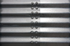 Steel sheet Royalty Free Stock Images