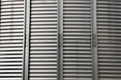 Steel sheet Stock Image