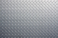 Steel sheet texture Stock Image