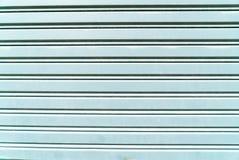 Steel shutter door pattern for background Stock Photo